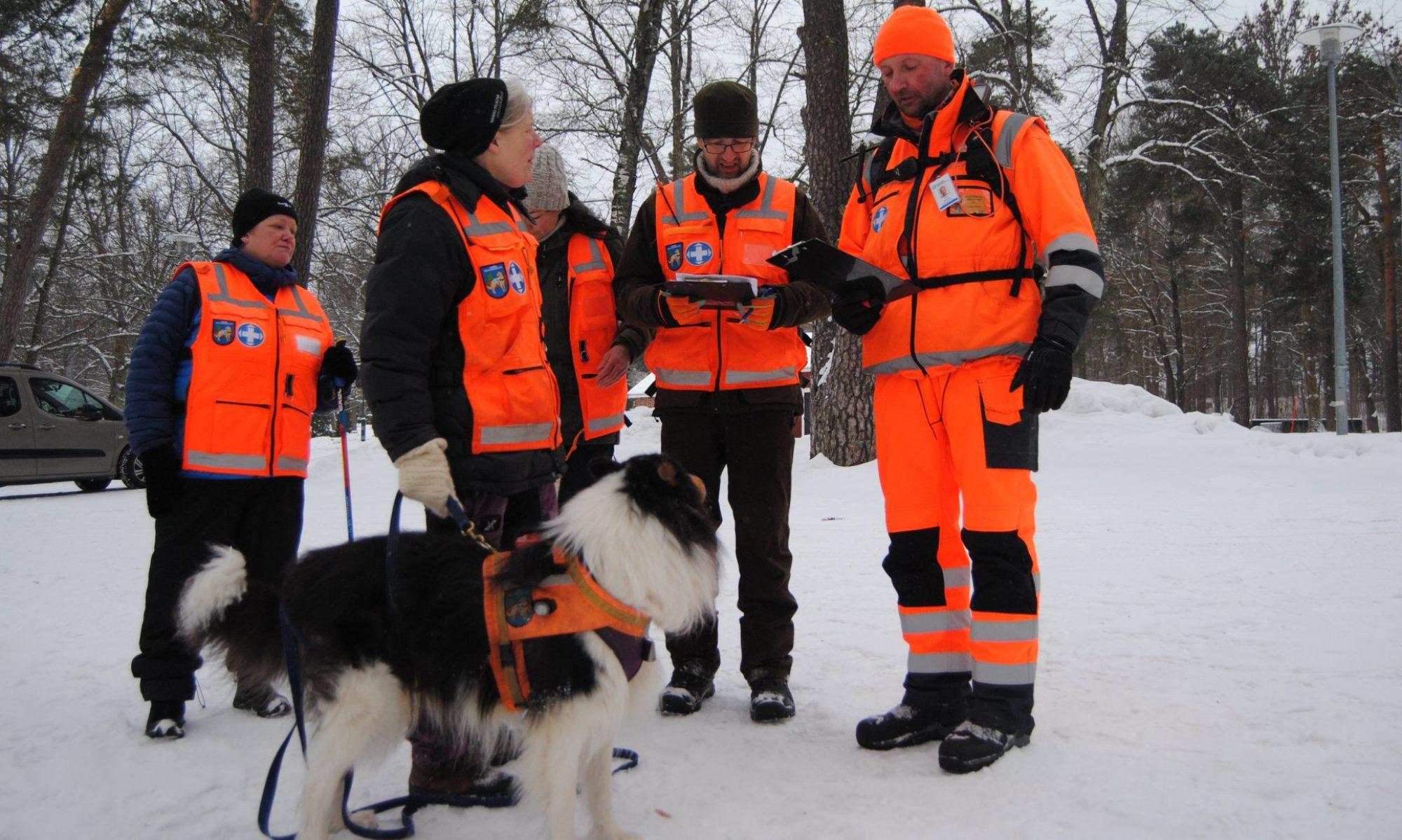 Raaseporin Pelastuskoirat - Raseborgs Räddningshundar